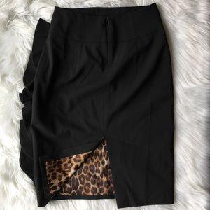 Express Design Studio Pencil Skirt